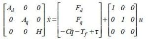 فرم فضای حالت میز سه درجه آزادی min 300x86 کنترل مد لغزشی میز سه درجه آزادی