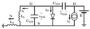 نوسان ساز هارتلی min 300x99 کنترل مد لغزشی برای سیستم های آشوبناک